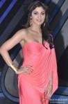 Shilpa Shetty on the sets of Nach Baliye 5 in Filmistan