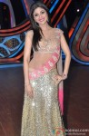 Shilpa Shetty poses during the grand finale of dance reality show Nach Baliye 5