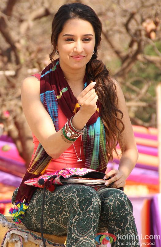 shraddha kapoor in a still from her film koimoi