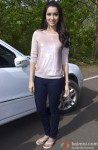 Shraddha Kapoor Looking Smart In Casuals