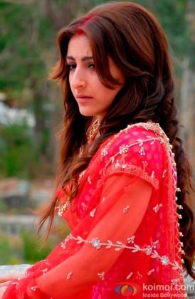 Soha Ali Khan In A Still From Her Film