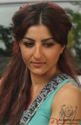 Soha Ali Khan In A Still From Soundtrack