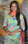Sonakshi Sinha during the trailer launch of film R… Rajkumar