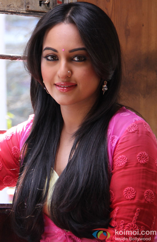Sonakshi Sinha in a still from Bullett Raja