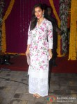 Sophie Choudry At Salman Khan's 'Ganesh Visarjan' Celebration