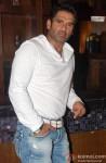 Sunil Shetty at the press meet of film Red Alert