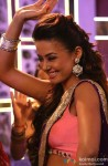 Surveen Chawla Snapped In A Dance Pose