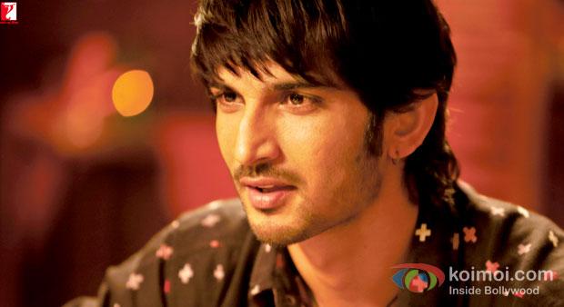 Sushant Singh Rajput in Shuddh Desi Romance Movie Stills