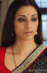 Tabu Snapped In  A Serious Mood
