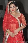 Vidya Balan on the sets of ad shoot of Ranka Jewellery