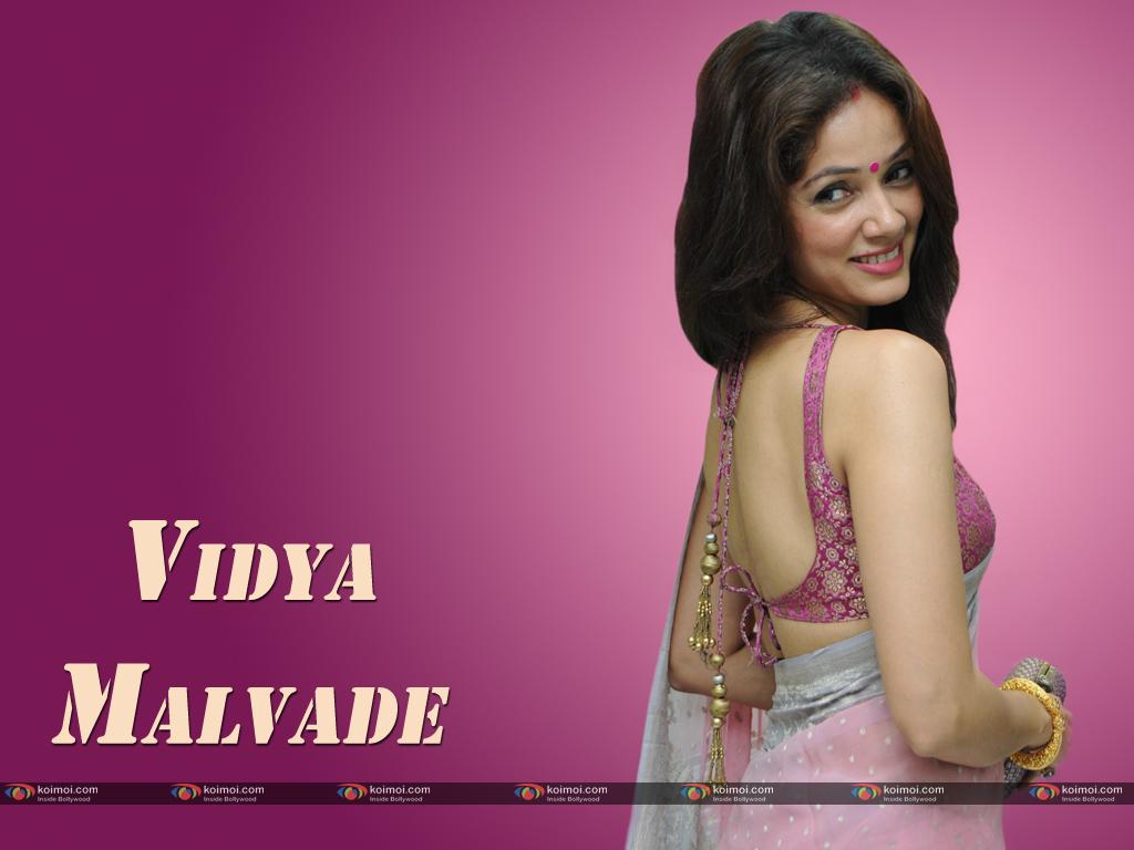 Vidya Malvade Wallpaper 2