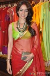 Vidya Malvade during the launch of Sonam Modi's new Spring/Summer collection