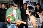 Vivek Oberoi promotes 'Grand Masti' in Delhi Pic 1