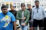 Vivek Oberoi promotes 'Grand Masti' in Delhi Pic 5