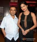 Yogesh lakhani And Poonam Pandey Attend 'Riddick' Premiere