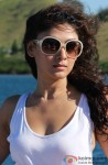 Manjari Fadnis in a still from Warning 3D