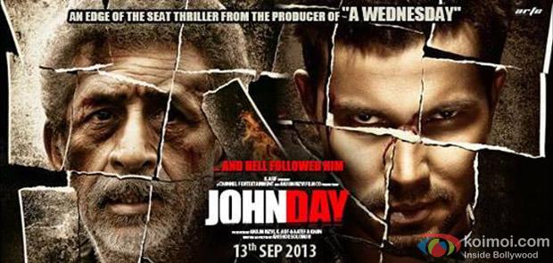 Poster of John Day