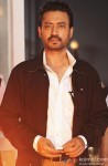A Serious Irrfan Khan In A Still From His Film