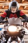 Aamir Khan Rides A Bike In Dhoom 3
