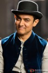 Aamir Khan in a still from Dhoom 3