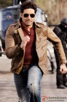Abhishek Bachchan Snapped In Action Mode