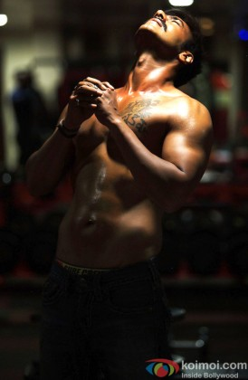 Ajay Devgn Snapped With His Hot Bod
