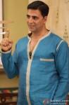 Akshay Kumar Flaunts His Killer Smile