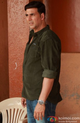 Akshay Kumar In A Pensive Mood