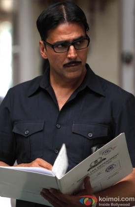 Akshay Kumar In A Still From Special 26