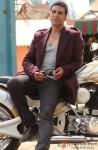 Akshay Kumar Poses With His Bike