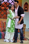Akshay Kumar With Ali Asgar promote Boss on 'Comedy Nights with Kapil'