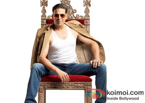 Akshay Kumar in Boss Movie Stills