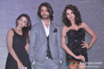Anaika Soti, Puneet Singh Rath And Aradhana Gupta At Satya 2 Trailer Launch