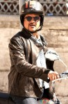 Anil Kapoor Snapped Riding A Bike