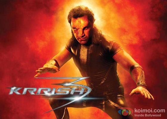 Kangana Ranaut Character (Kaya) in a Krrish 3
