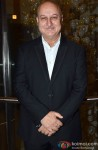 Anupam Kher Snapped During Promotion Of His Film