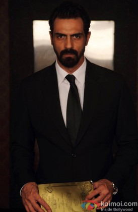 Arjun Rampal Looking Dapper In A Suit