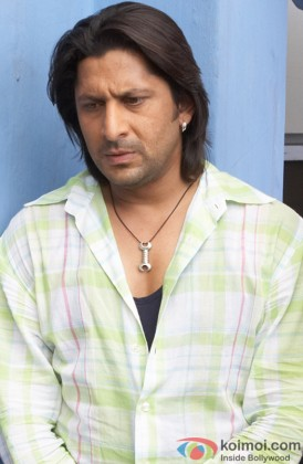 Arshad Warsi Snapped In A Serious Mood