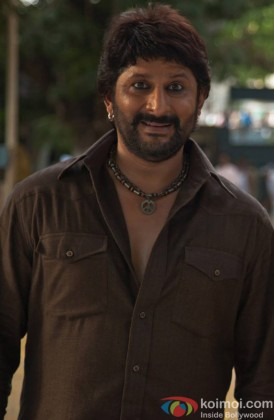Arshad Warsi Snapped In A Still From His Film
