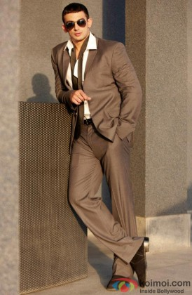 Arunoday Singh Looking Dapper In A Suit