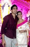 Ayan Mukerji And Kajol attend Durga Puja Pic 2