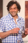Bobby Deol's smile captured by shutterbugs