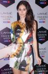 Bruna Abdullah at the Lakme Fashion Week 2012