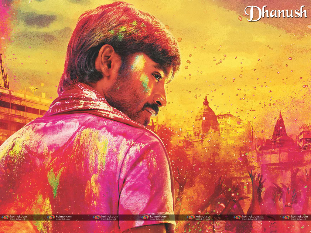 Dhanush Wallpaper 2