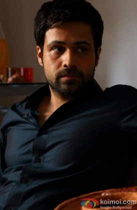 Emraan Hashmi snapped in a serious mood