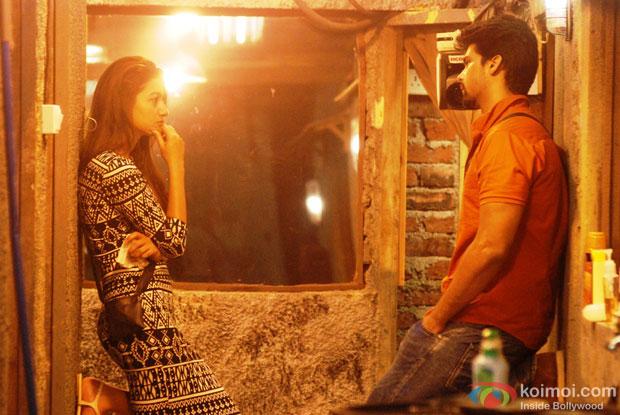 Gauhar Khan And Kushal Tandon in Bigg Boss 7