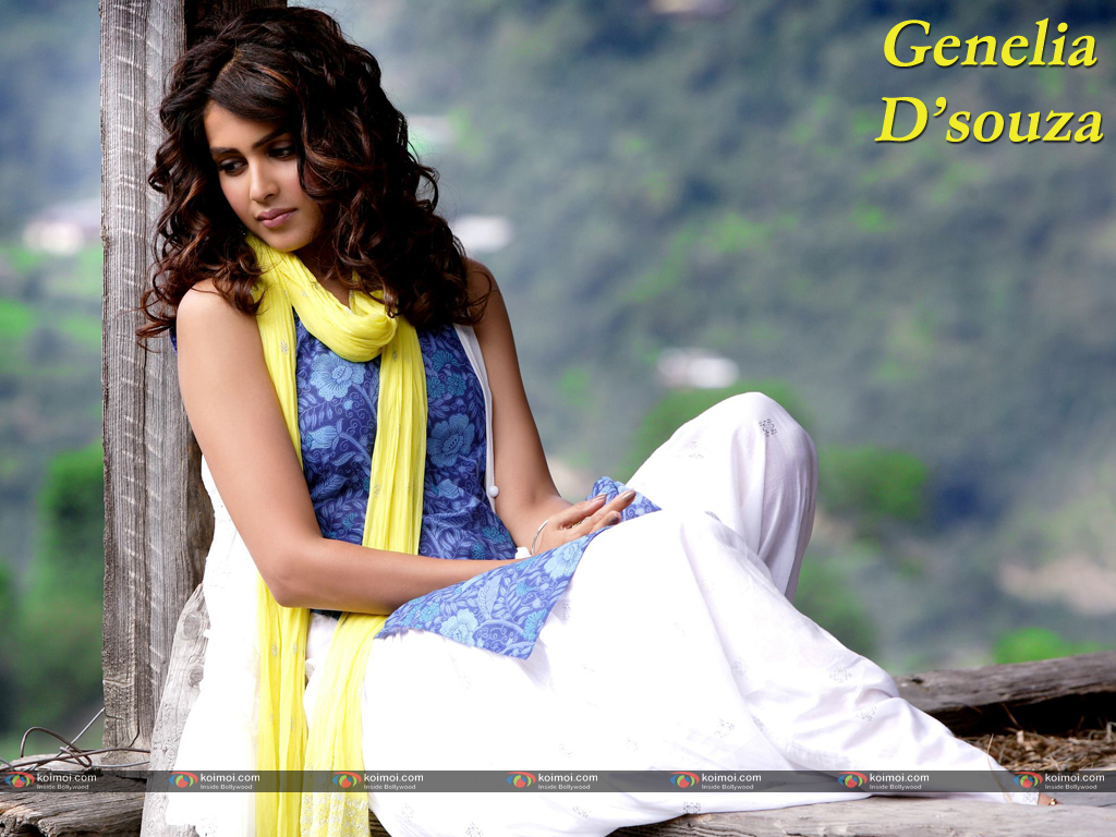 Genelia Dsouza Wallpaper 1