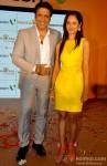 Govinda And Pooja Bose at the launch of music album 'Gori Tere Naina' Pic 1