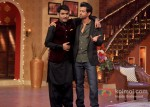Kapil Sharma With Hrithik Roshan promote Krrish 3 on 'Comedy Night With Kapil'