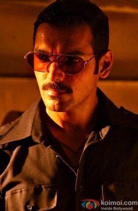 John Abraham Gives A Killer Look